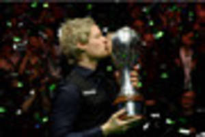 mark taylor published neil robertson produces magical display to seal uk snooker...