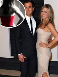 justin theroux shares intimiate glimpse into married life with jennifer aniston