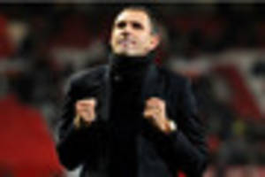 no swansea city approach for gus poyet, say aek athens