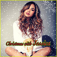 jessica sanchez drops new christmas ep - see cover & track list here!
