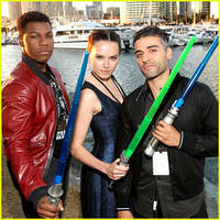 The Force Awakened In Theaters Shattering Box Office