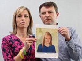 madeline mccann's parents are launching a new £750,000 search for their daughter using money raised through her appeal fund