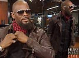 r kelly walks out of huffpost interview after underage girl lawsuit questions