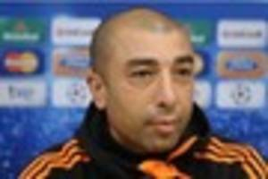roberto di matteo now joint favourite with bookmakers to become...