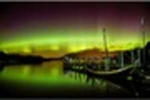 university of leicester researchers recreate northern lights