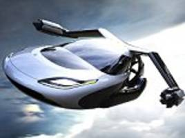 a hypersonic jet that can soar from london to new york in half an hour, a flying car and a plane that can land almost anywhere: the year's most radical aircraft concepts revealed