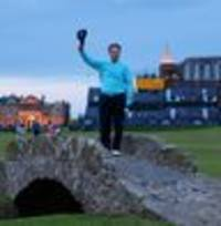 david mccarthy: i was lucky to be so close to tom watson's last dance with the old lady at the open