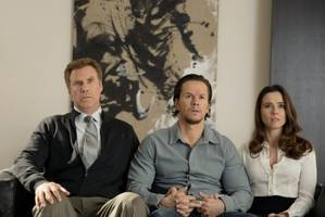 daddy's home pits dumb cluck against thunderstruck: review