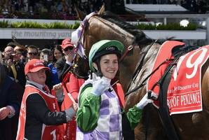 racing 2015: a year lit up by michelle payne and darkened by cobalt
