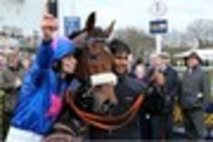 tizzard eyes a dream chance to land coveted triple crown with cue...