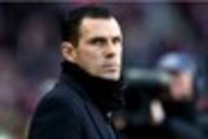 gus poyet again bookies' favourite to be next manager of swansea...