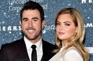 kate upton, justin verlander create new year's fireworks ... no, really