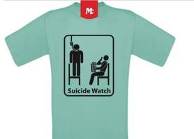 Mental health charity slams amazon for selling 39 highly for Sell t shirts for charity