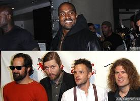 kanye west, the killers listed among 2016 governors ball performers