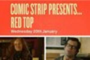 'red top' comic strip show filmed in plymouth to hit screens...