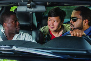 'ride along 2' review: kevin hart and ice cube are mugging in miami in this listless sequel
