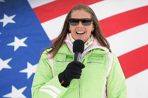 olympic gold medalist picabo street charged with assault after allegedly pushing father down stairs