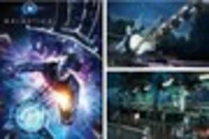 alton towers: your reaction to new galactica ride - with video