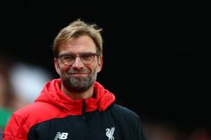 klopp: i passed on opportunity to manage manchester united
