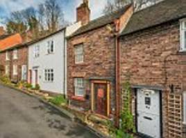 bridgnorth home which hides a secret cave is up for sale for 200k one news page uk
