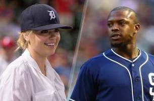 twitter rejoices as justin upton joins kate upton in detroit