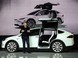 tesla says those exotic falcon wing doors on the model x suv were almost a disaster (tsla)