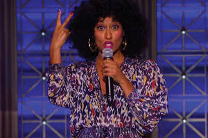 tracee ellis ross raps to nicki minaj's 'super bass' on 'lip sync battle' (video)