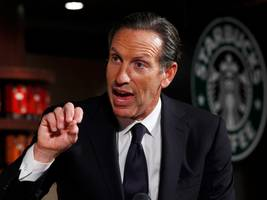 starbucks ceo: we're witnessing a 'seismic change' in retail