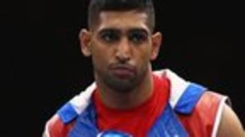 khan demands unacceptable - hearn