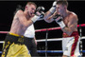 carl froch column: leigh wood can win the british featherweight...