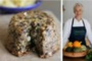 Burns night recipe vegan haggis from celebrated bath chef for Demuths bath
