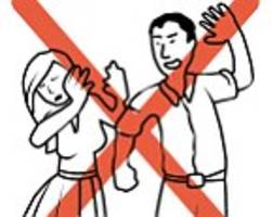 attacks on women - bad... kissing in public - good: european authorities hand out cartoon strips telling migrants why they shouldn't assault women