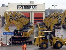 goldman sachs thinks a new 'commodity deflation cycle' is just beginning and caterpillar is going to get crushed (cat)