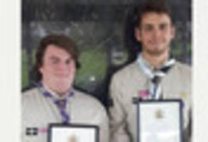 west cornwall scouts will head to london to celebrate double...