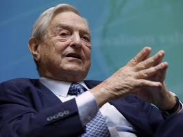 china warns george soros against going to 'war' on its currency