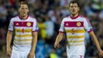 scots need higher level - hendry
