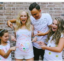 vampire diaries' candice king welcomes daughter florence with husband joe (photo)