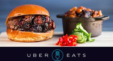 Uber Introduce Food Delivery Service