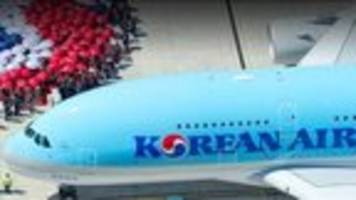 south korea 'first' for glasgow airport