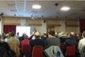 yeovil town supporters' trust officially formed at meeting...