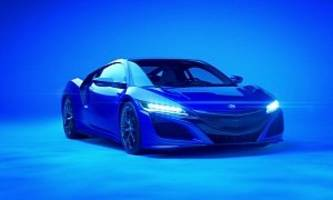 acura showcases nsx super bowl commercial, releases configurator countdown