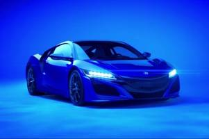 the 2017 acura nsx jams with van halen in this high-octane super bowl spot