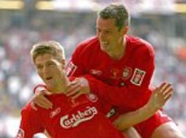 this is the best west ham team i've seen, but i hope they go the same way as 2006... jamie carragher and steven gerrard remember that classic fa cup final