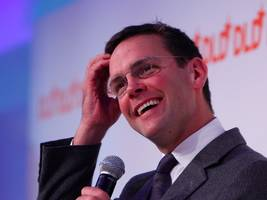 james murdoch is chairman of sky again — four years after resigning over the phone hacking scandal