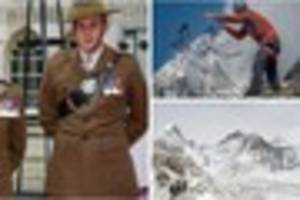 everest hero: deadly quake 'was like the mountain exploded'
