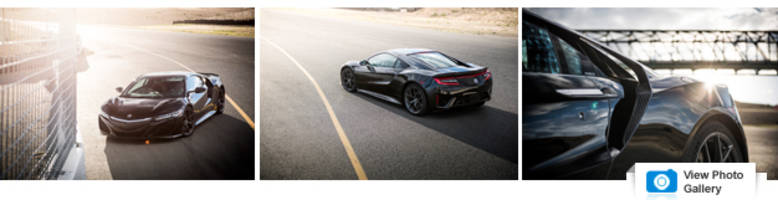 2017 acura nsx super bowl commercial: this redo is red, white, and blue [video]