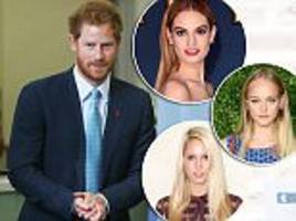 has prince charles and diana's divorce scared prince harry off marriage?