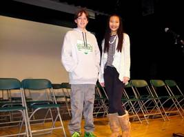 7th grader wins deer path spelling bee