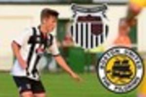 Grimsby Town NEWS: Josh Venney makes debut for Boston United