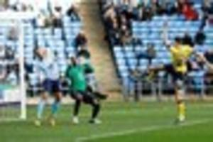 did scunthorpe united really beat coventry city?: how twitter...